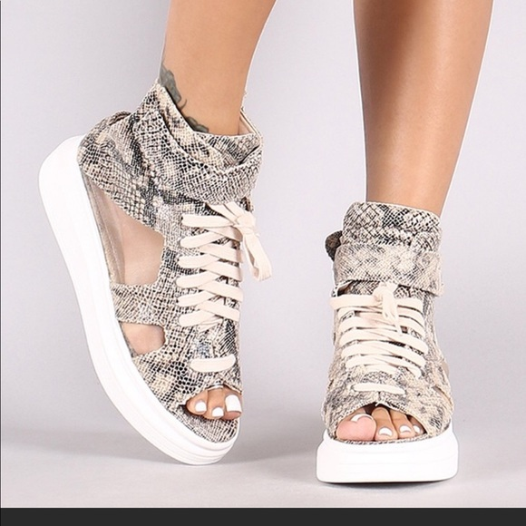 Fashion Sneakers Snake   Poshmark